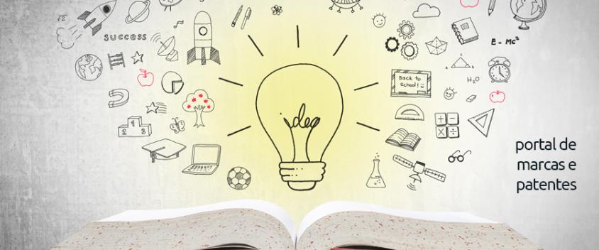 Propriedade intelectual gerando conhecimento